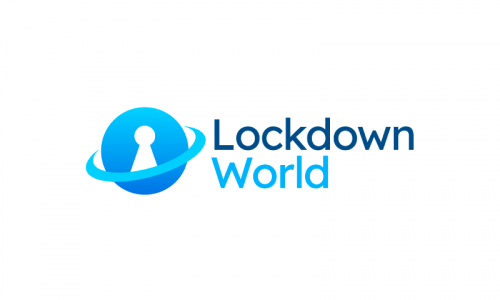 Lockdownworld - Video games brand name for sale