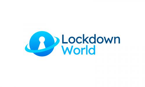 Lockdownworld - Business domain name for sale