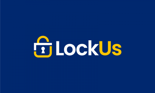 Lockus - Security startup name for sale