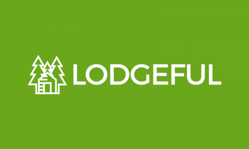 Lodgeful - Entertainment startup name for sale