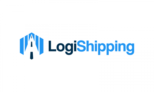 Logishipping - Logistics business name for sale