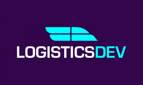 Logisticsdev - Logistics startup name for sale