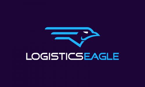 Logisticseagle - Logistics company name for sale