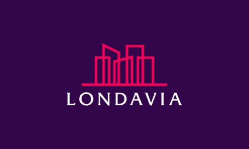 Londavia - E-commerce brand name for sale