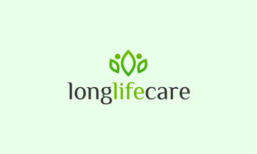 Longlifecare - Healthcare domain name for sale