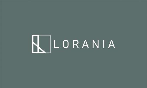 Lorania - E-commerce startup name for sale