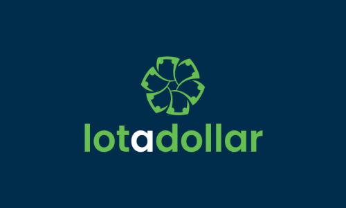 Lotadollar - Finance brand name for sale