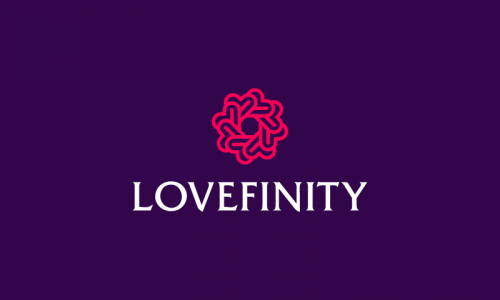 Lovefinity - Dating company name for sale