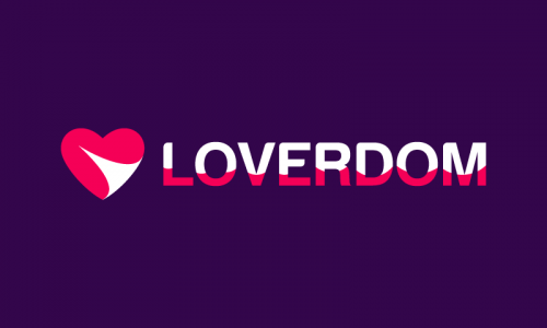 Loverdom - Dating business name for sale
