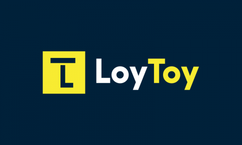 Loytoy - Toy domain name for sale