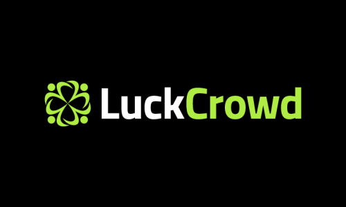Luckcrowd - Retail company name for sale