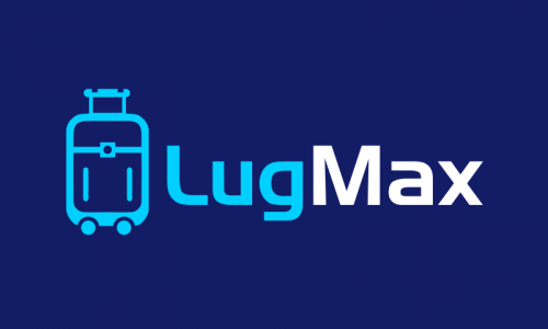 Lugmax - E-commerce domain name for sale