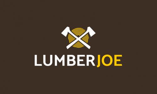 Lumberjoe - E-commerce business name for sale
