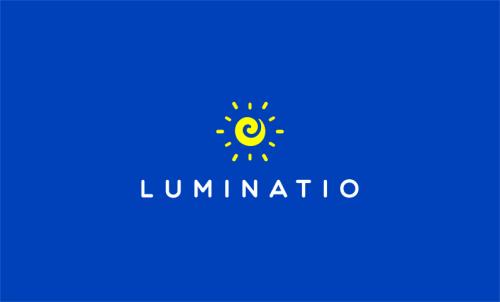 Luminatio - Clean domain name
