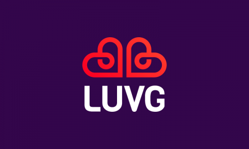 Luvg - E-commerce business name for sale