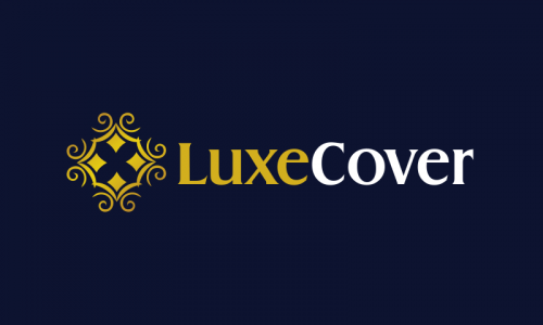 Luxecover - Possible company name for sale