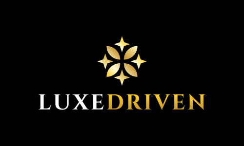 Luxedriven - E-commerce startup name for sale