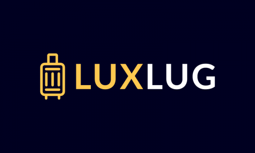 Luxlug - Potential startup name for sale