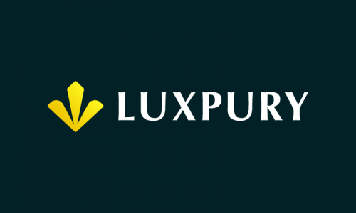 Luxpury - Possible domain name for sale