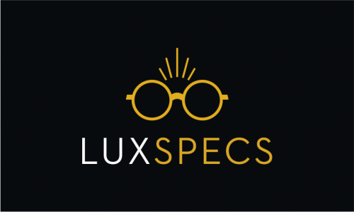 Luxspecs - Possible business name for sale