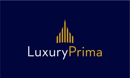 Luxuryprima - Premium brand name for sale