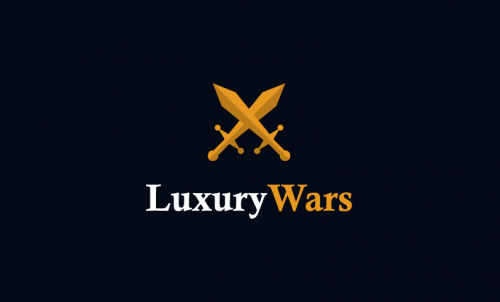 Luxurywars - Possible domain name for sale