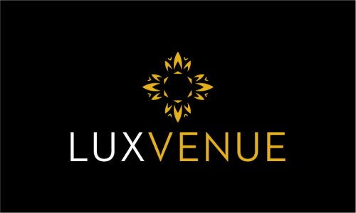 Luxvenue - Luxury company name for sale