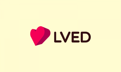 Lved - Business domain name for sale