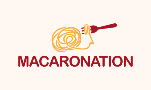 Macaronation - Food and drink product name for sale