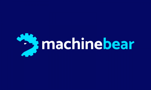 Machinebear - E-commerce startup name for sale