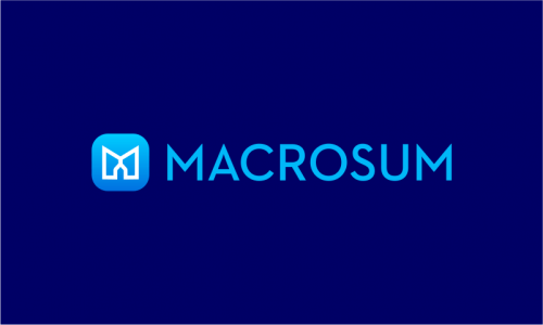 Macrosum - Business product name for sale