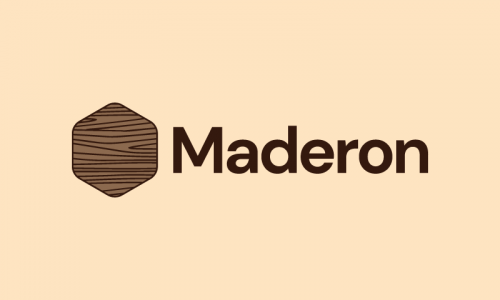 Maderon - Technology domain name for sale