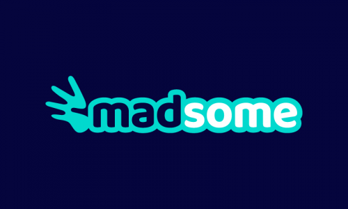 Madsome - Media startup name for sale