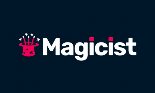 Magicist - Retail startup name for sale