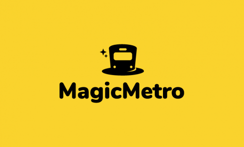 Magicmetro - Business brand name for sale