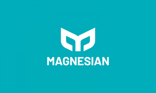 Magnesian - Masculine business name for sale