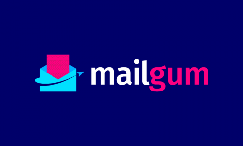 Mailgum - Internet business name for sale