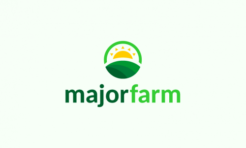 Majorfarm - Agriculture business name for sale