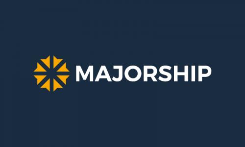 Majorship - Transport brand name for sale