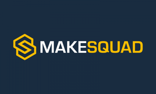 Makesquad - Audio startup name for sale