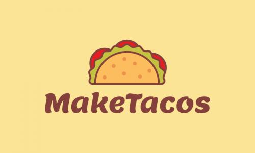 Maketacos - Dining startup name for sale
