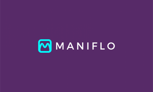 Maniflo - E-commerce startup name for sale