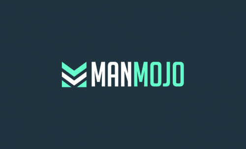 Manmojo - Masculine domain name for sale