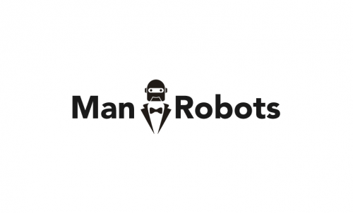 Manrobots - Automation company name for sale