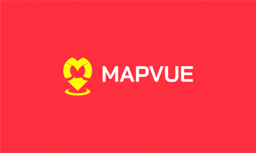 Mapvue - Logistics startup name for sale