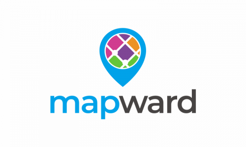 Mapward - Business startup name for sale