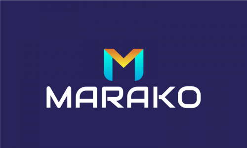 Marako - Finance brand name for sale
