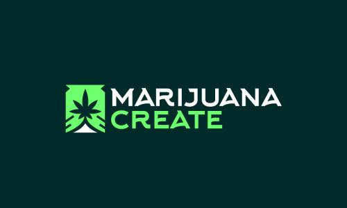 Marijuanacreate - Cannabis brand name for sale