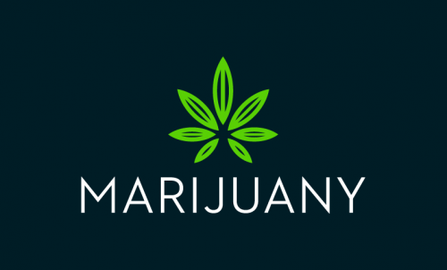 Marijuany - Cannabis domain name for sale