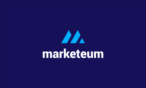 Marketeum - Marketing brand name for sale